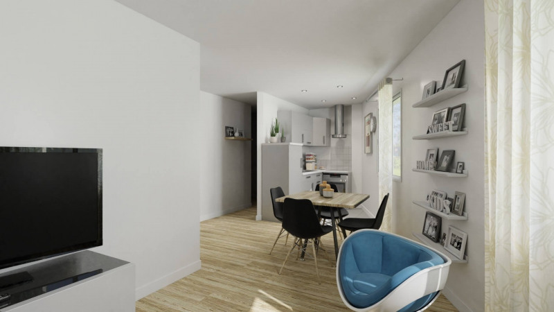 Sale apartment Linas 135900€ - Picture 2