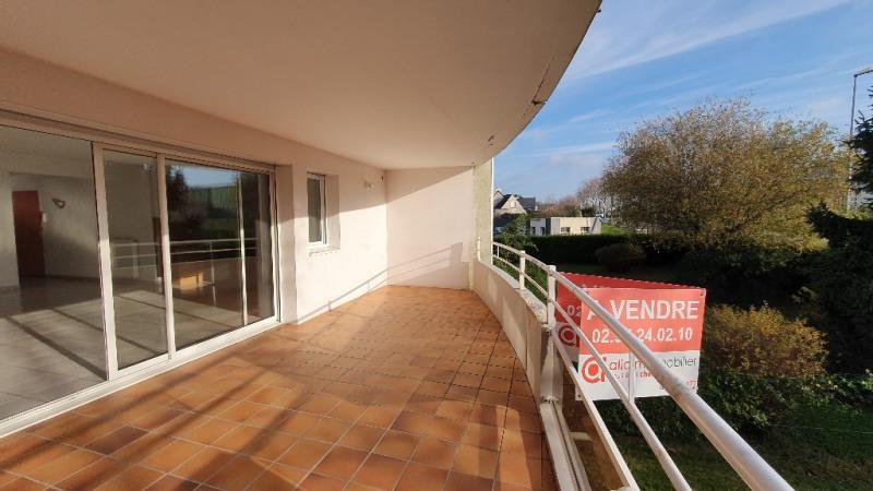 Verkoop  appartement Auray 222800€ - Foto 1