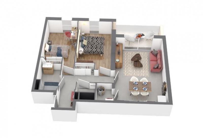 Vente appartement Challans 192000€ - Photo 2
