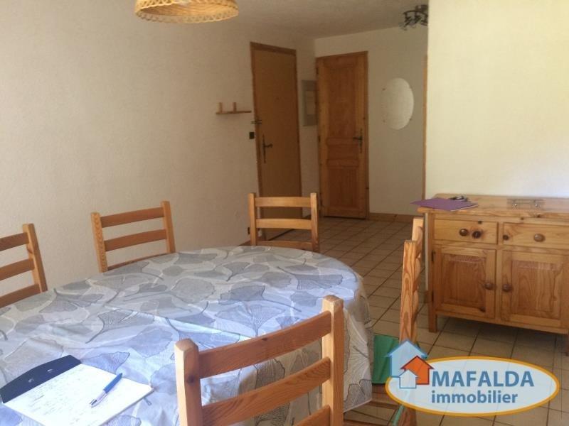 Vente appartement Mont saxonnex 117000€ - Photo 3