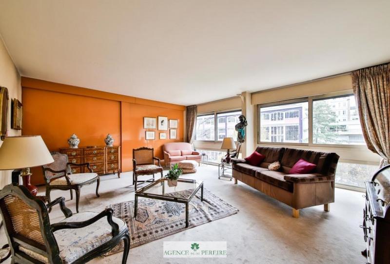 Vente de prestige appartement Paris 17ème 1098000€ - Photo 3