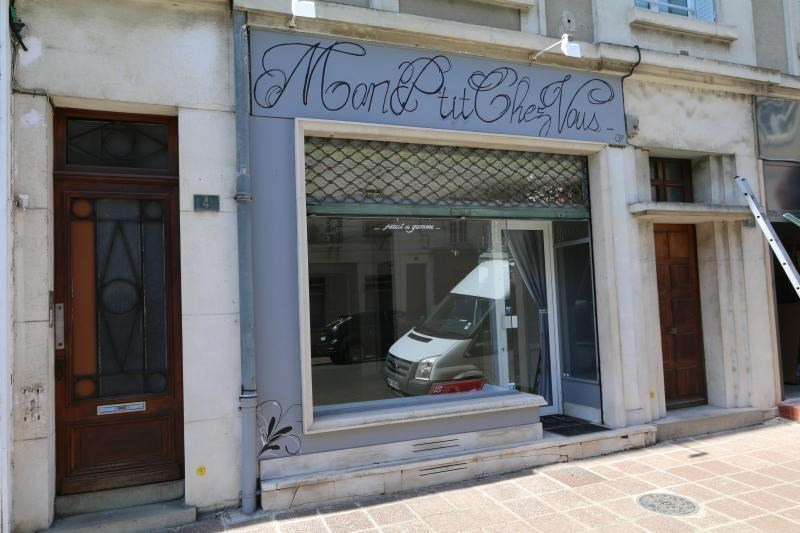 Vendita negozzio Vendome 50000€ - Fotografia 1