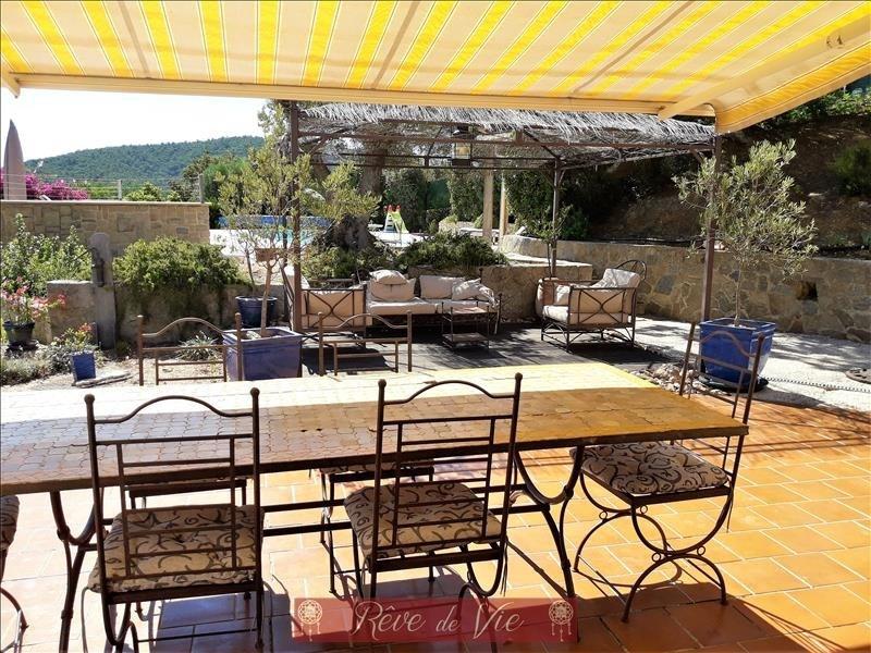 Vente maison / villa Bormes les mimosas 499500€ - Photo 2