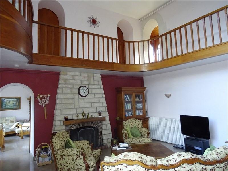 Vente de prestige maison / villa Monts 575000€ - Photo 8