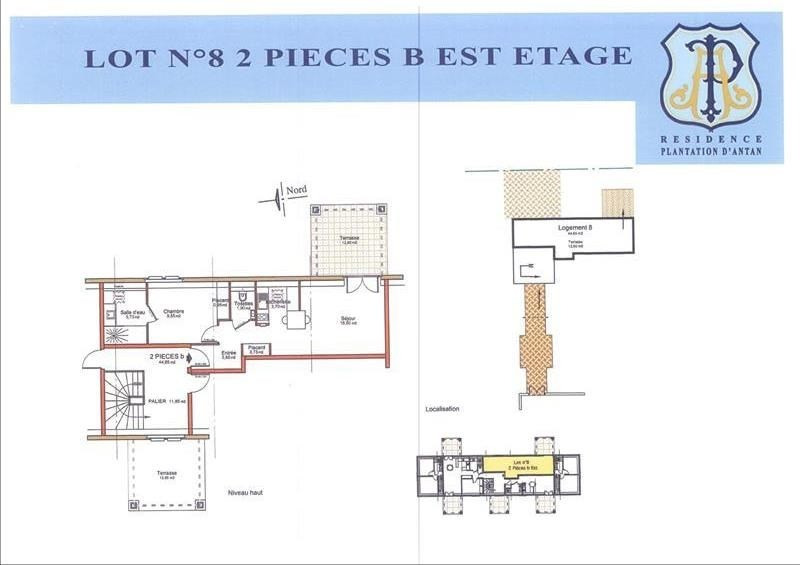 Sale apartment St francois 235 000€ - Picture 2