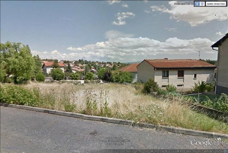 Vente terrain Cussac sur loire 26600€ - Photo 2