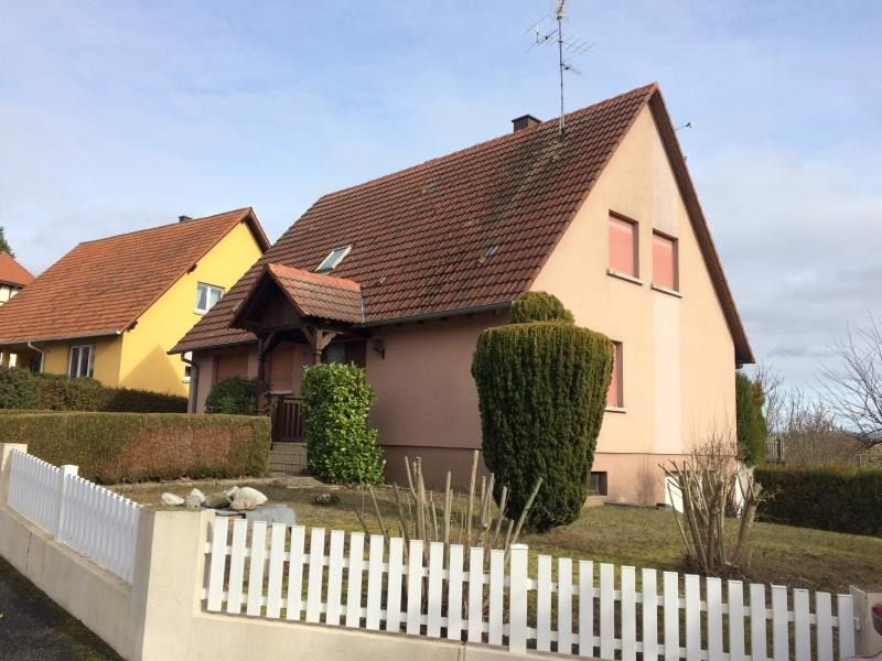 Vente maison / villa Lauterbourg 237 000€ - Photo 1