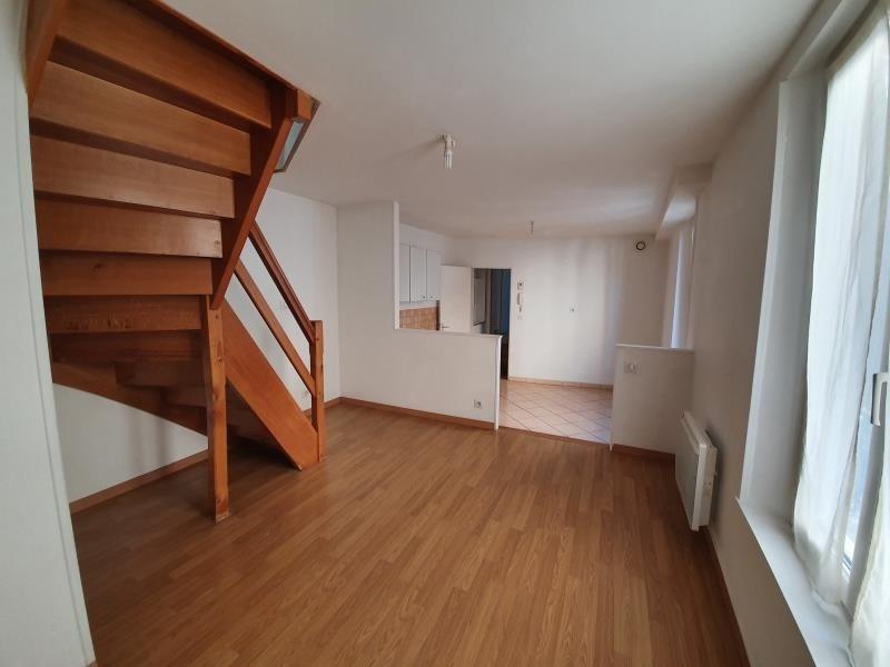 Location appartement Aubigny sur nere 455€ CC - Photo 1