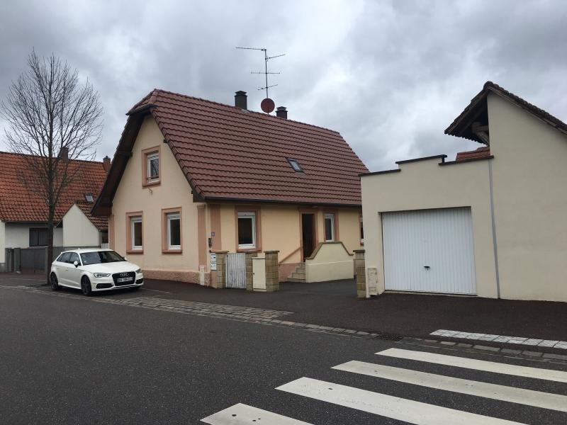 Rental house / villa Drusenheim 930€ CC - Picture 1