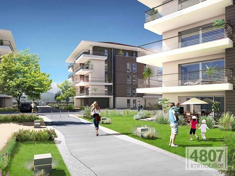 Vente appartement Bonneville 165000€ - Photo 1