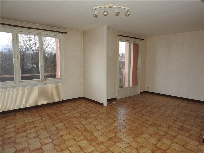 Sale apartment Chatillon sur seine 42 500€ - Picture 1