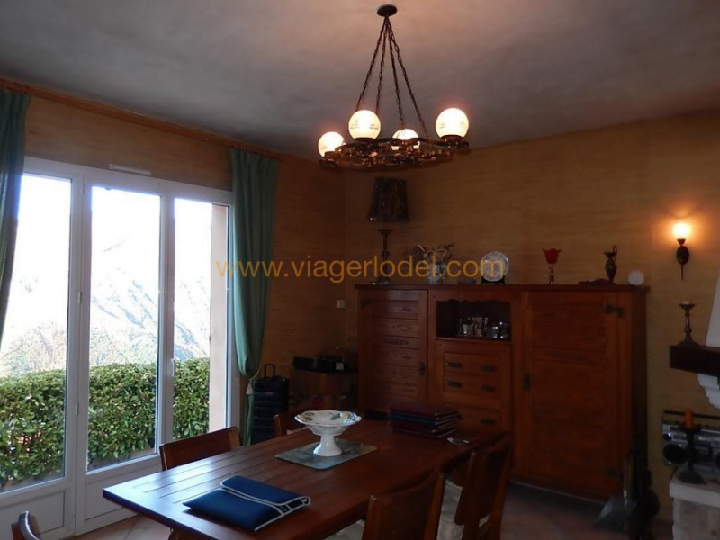 Verkauf auf rentenbasis wohnung Clans 117000€ - Fotografie 4