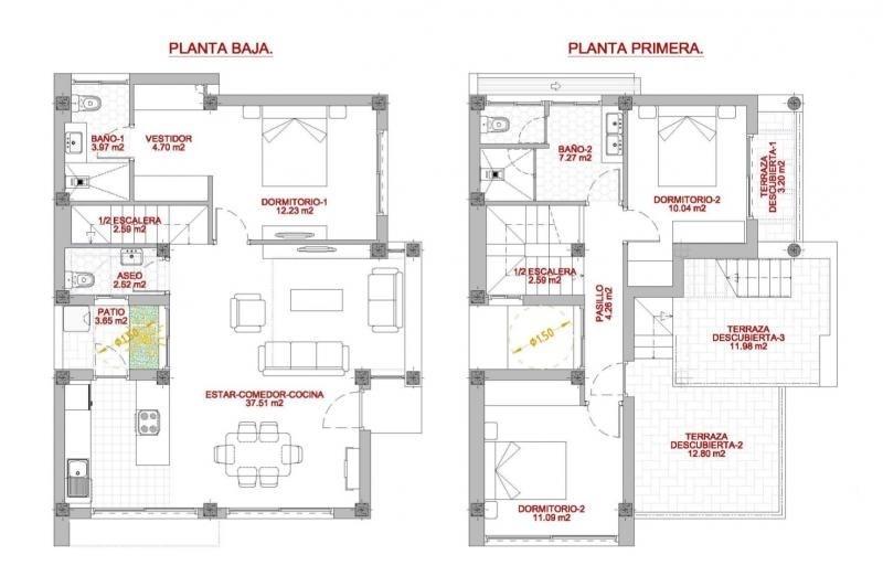 Vente maison / villa Benijofar 261500€ - Photo 12