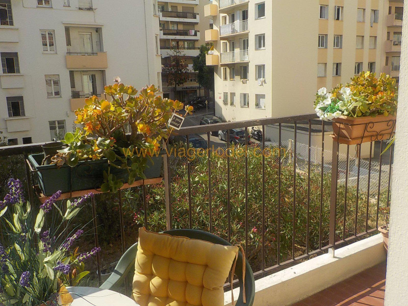 Life annuity apartment Antibes 60 000€ - Picture 5