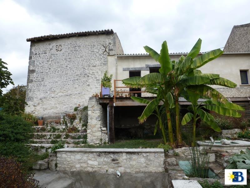 Vente maison / villa Scorbe clairvaux 112350€ - Photo 6