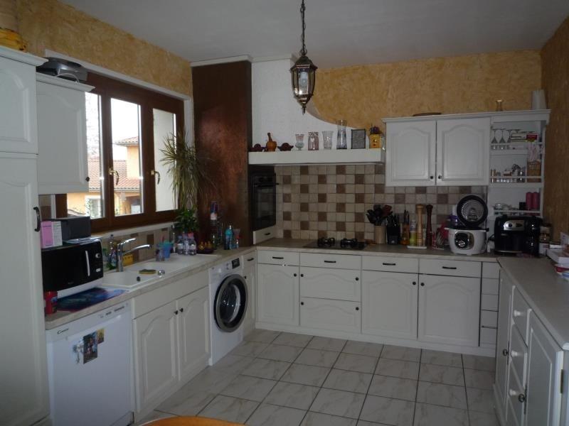 Vente maison / villa Villemoirieu 315000€ - Photo 2