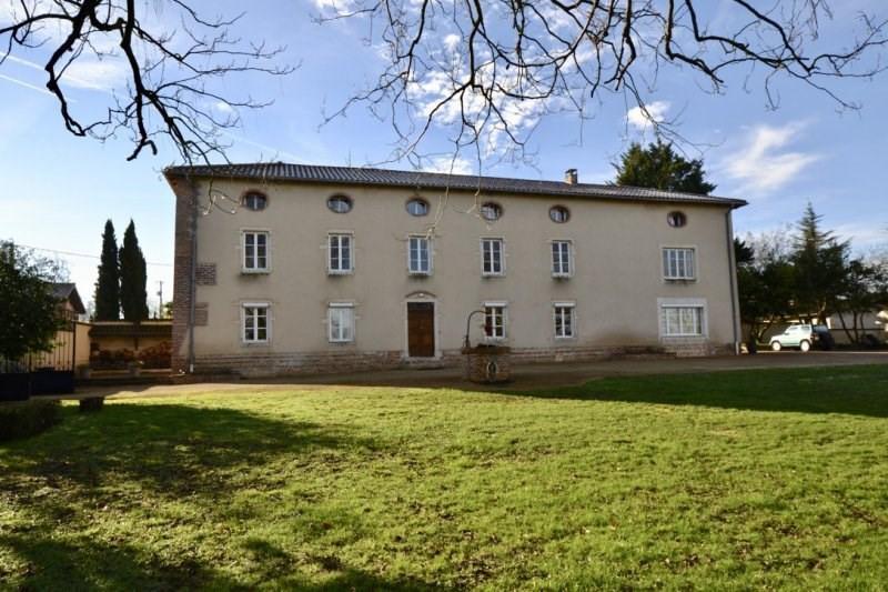 Vente de prestige maison / villa Chatillon sur chalaronne 900000€ - Photo 1