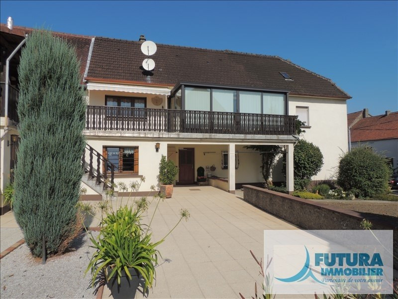 Sale house / villa Siltzheim 235500€ - Picture 3