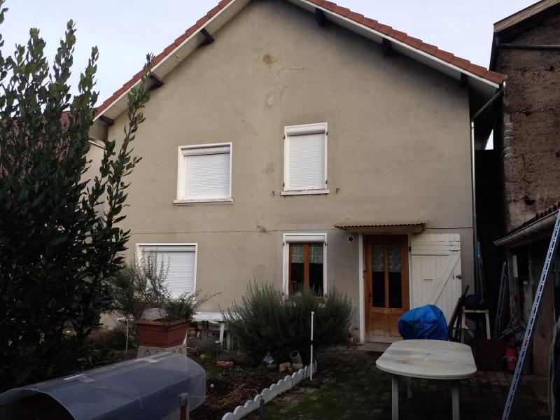 Vente maison / villa Bourgoin-jallieu 215000€ - Photo 1