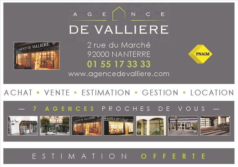 Vente appartement Nanterre 449000€ - Photo 12