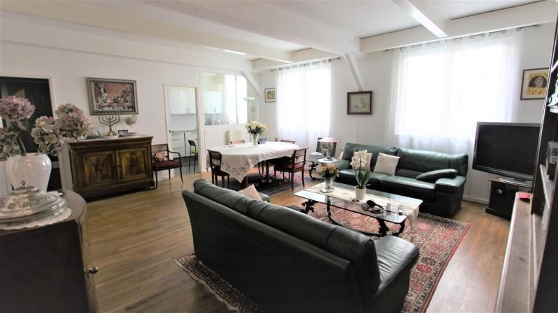 Deluxe sale apartment Paris 9ème 1 649 000€ - Picture 1