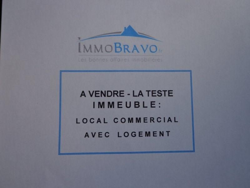 Vente immeuble La teste de buch 380000€ - Photo 4