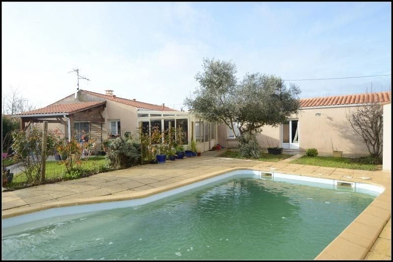 Vente maison / villa Andilly 300 000€ - Photo 1