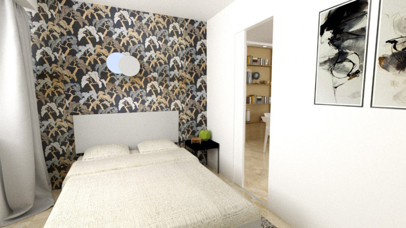 Sale apartment Nice 548000€ - Picture 5