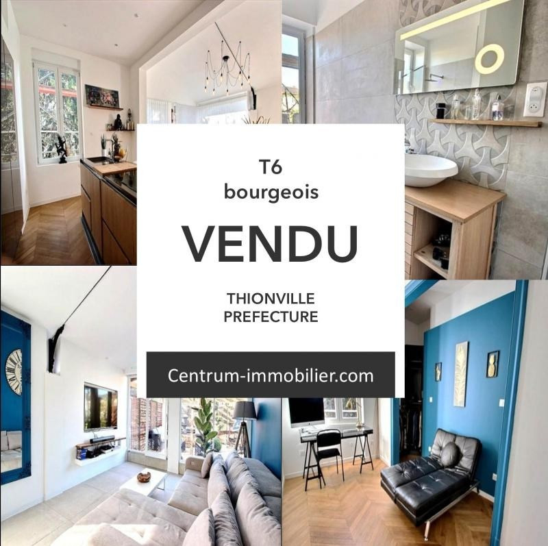 Vente de prestige appartement Thionville 459 000€ - Photo 1