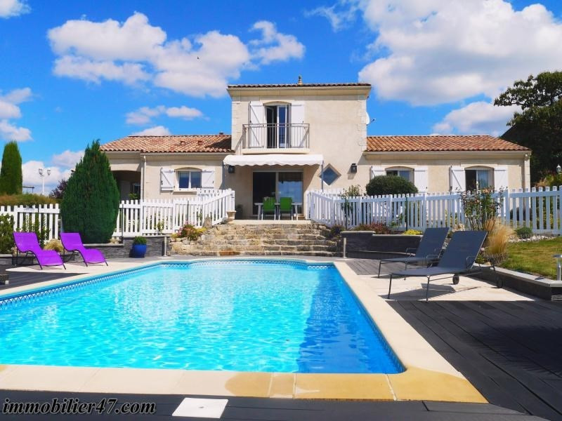 Deluxe sale house / villa Colayrac st cirq 395000€ - Picture 17