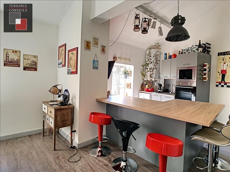 Sale apartment Vaux en beaujolais 126000€ - Picture 2