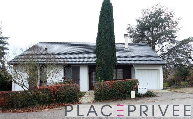 Vente maison / villa Houdemont 287000€ - Photo 1