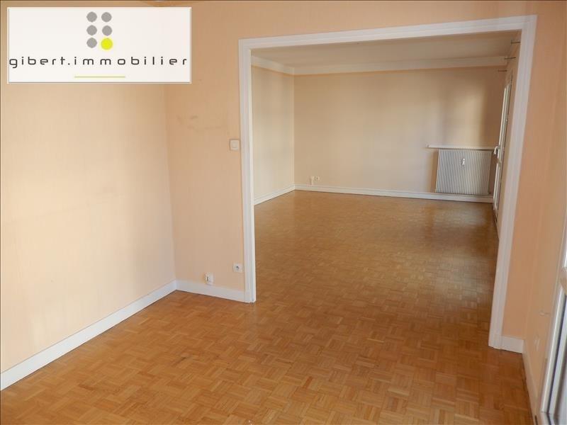 Rental apartment Le puy en velay 556,79€ CC - Picture 5