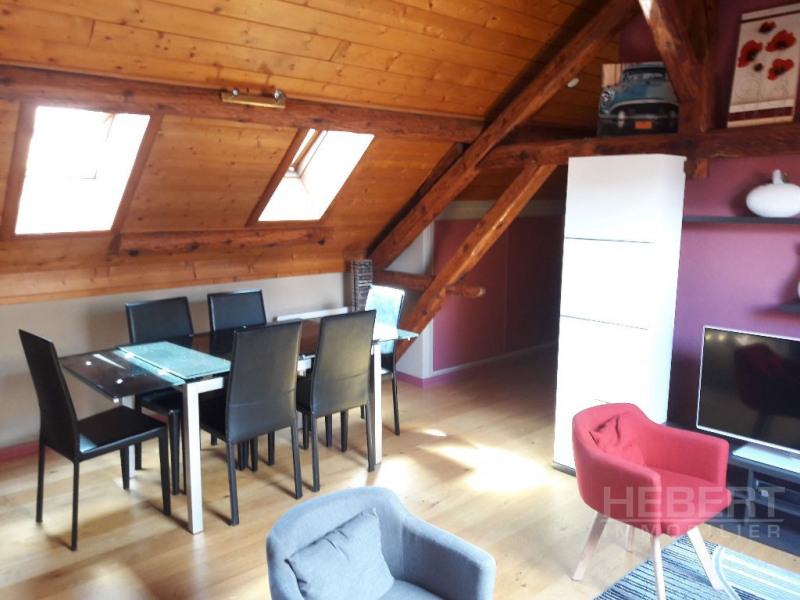 Vente appartement Sallanches 120 000€ - Photo 1