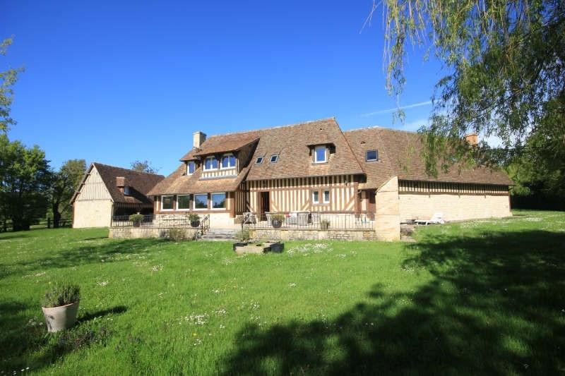Vente de prestige maison / villa Villers sur mer 895000€ - Photo 2
