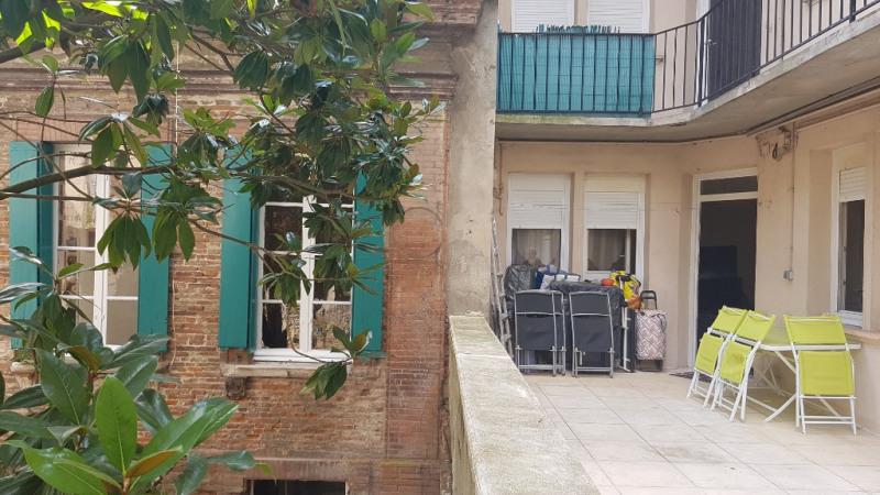 Sale apartment Toulouse 108000€ - Picture 1