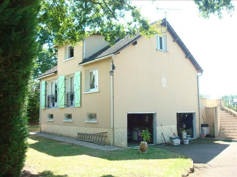 Sale house / villa Champvoux 139100€ - Picture 1