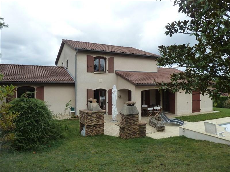 Sale house / villa La verpilliere 450000€ - Picture 1