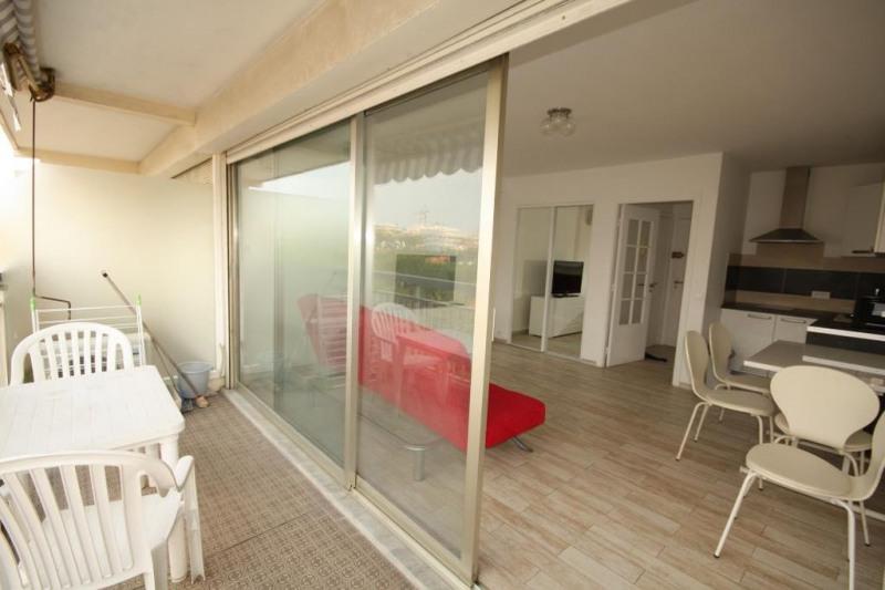 Location appartement Juan-les-pins 575€ CC - Photo 5