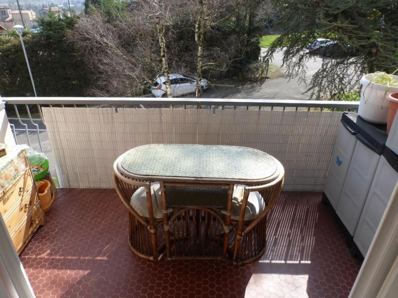 Vente appartement Saint-romain-en-gal 156000€ - Photo 2