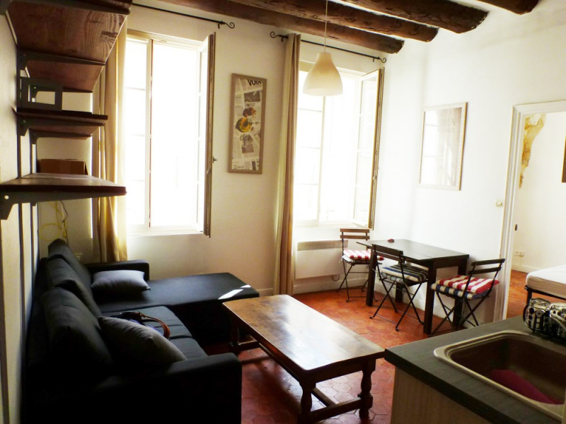 Sale apartment Avignon 108 000€ - Picture 1