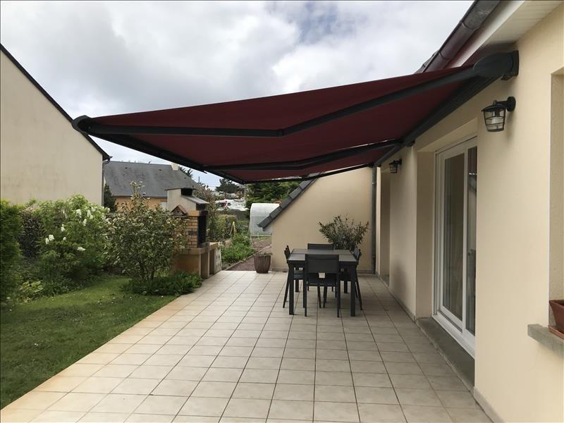 Sale house / villa St germain sur ay 248800€ - Picture 4