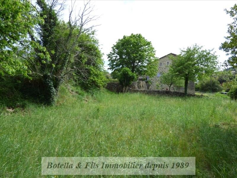 Verkoop  stukken grond Vallon pont d'arc 89000€ - Foto 3