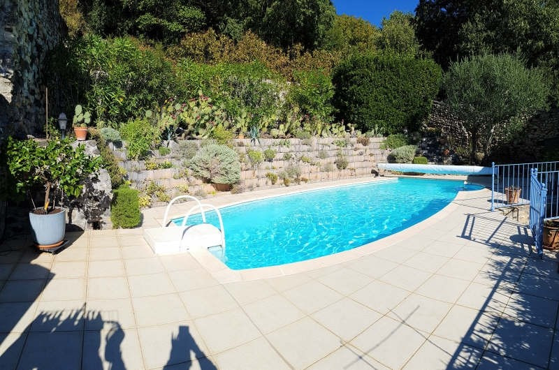 Vente maison / villa Rochemaure 350 000€ - Photo 1