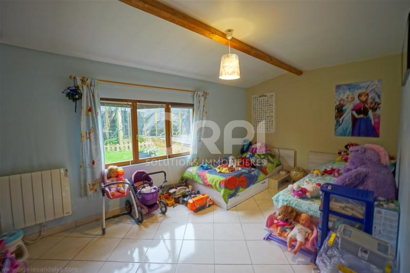 Vente maison / villa Saint-clair-sur-epte 148000€ - Photo 6