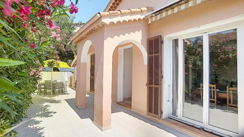 Immobile residenziali di prestigio casa Cagnes sur mer 614000€ - Fotografia 4