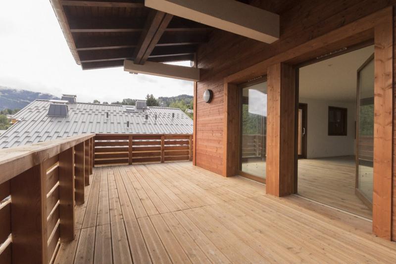 Vente de prestige appartement Combloux 829500€ - Photo 5
