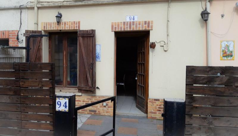 Vente maison / villa Dieppedalle croisset 85500€ - Photo 1