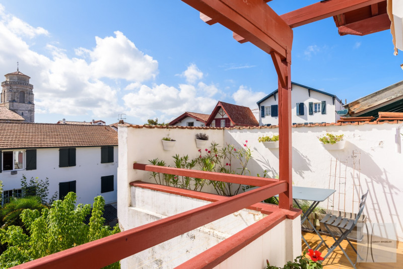 Sale apartment Saint-jean-de-luz 572 400€ - Picture 1