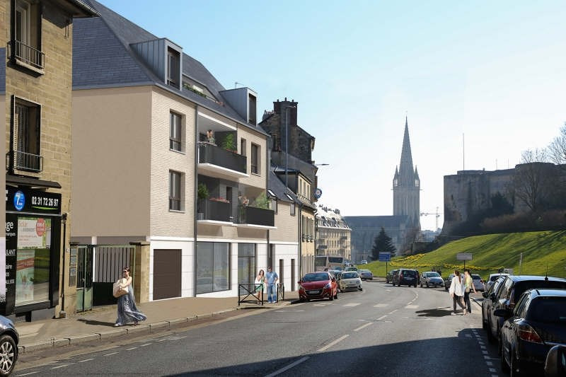 Vente appartement Caen 429000€ - Photo 3